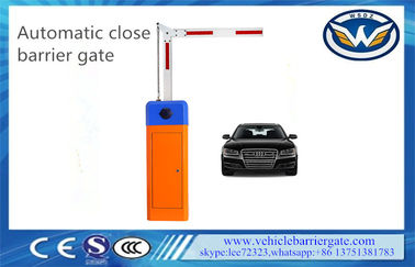 Trung Quốc Vehicle Access Control Barrier Gate Operator 90 Degree Parking Lot CE Approval nhà cung cấp