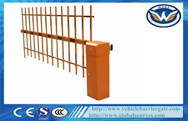 Trung Quốc RFID Automated Motorised Boom Gate Intelligent Barrier Parking Barrier Retractable nhà phân phối