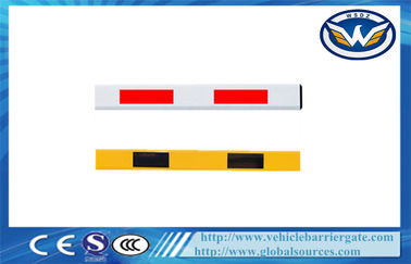 Trung Quốc 45*80 Straight Barrier Gate Arm with LED Light For Parking Access  Control nhà phân phối