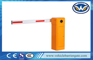 220V Heavy Duty Automatic Drop Arm Barrier Gate For Intelligent Parking System