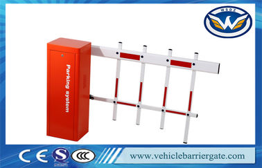 Trung Quốc Road Barrier Gate Operator Parking Traffic Barrier Boom Gate Customized Color nhà máy sản xuất