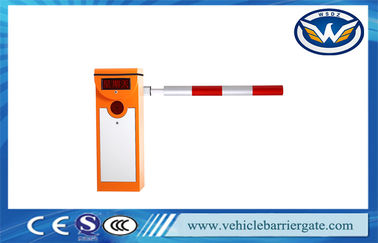 Trung Quốc IP54 Traffic Barrier Gate Security Boom Gate For Underground Parking Lot nhà máy sản xuất