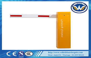 Access Control Card Reader Boom Barrier Gate Loop Sensor Auto Parking Barrier